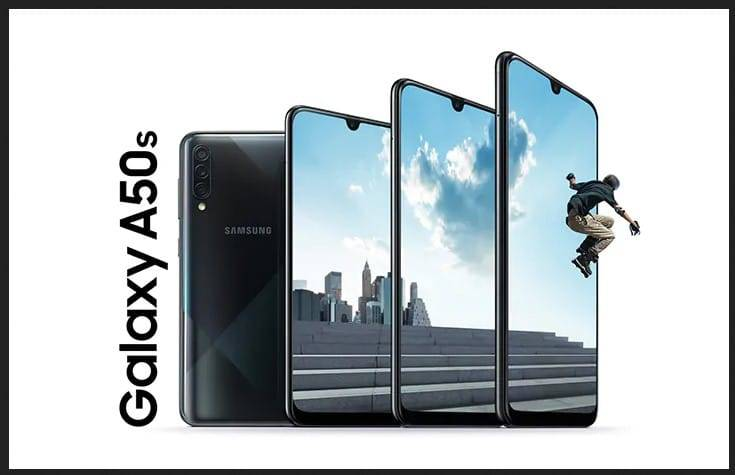 Review Harga Samsung A50s