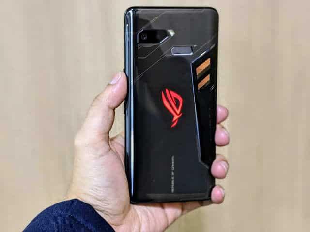 Spesifikasi dan Harga Ponsel Gaming Asus ROG Phone 1