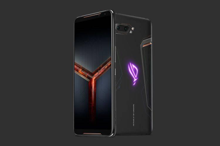 Spesifikasi dan Harga Ponsel Gaming Asus ROG Phone 2