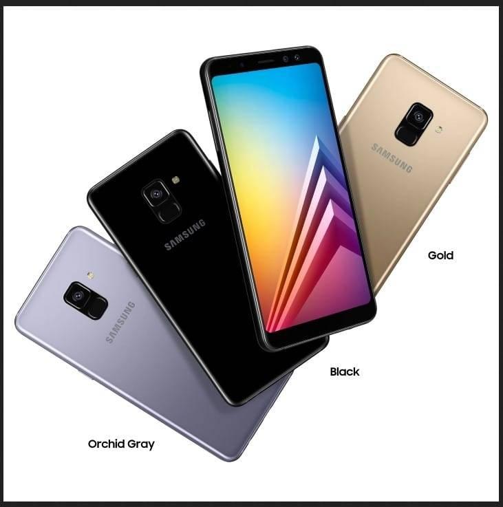 Elegan inilah Spesifikasi dan Harga Samsung Galaxy A8 Plus