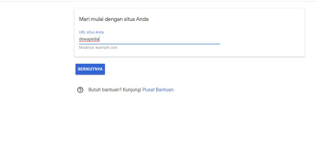 Cara add site google adsense