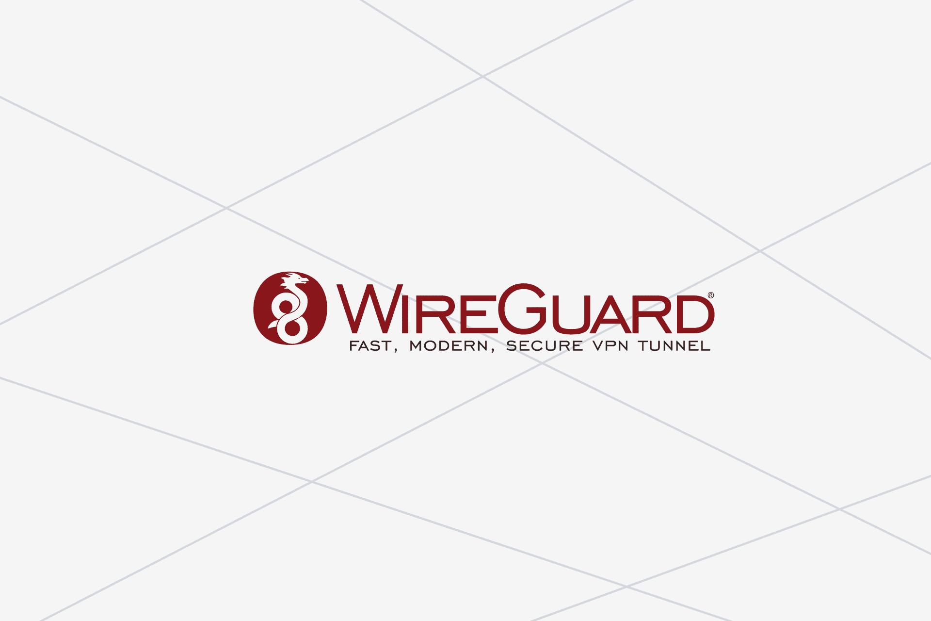 wireguard server windows